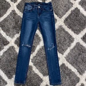 Boutique stretch skinny jeans